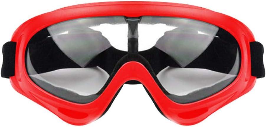 MYYXGS Gafas Protectoras Gafas De ProteccióN AntiproyeccióN Gafas A Prueba De Viento para NiñOs Gafas Protectoras para Ciclismo Al Aire Libre