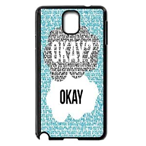 [bestdisigncase] For Samsung Galaxy NOTE4 -The Fault In Our Stars - John Green PHONE CASE 17