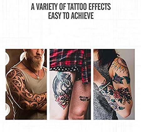GOMAR Profesional Agujas De Tatuaje Preesterilizado Acero ...
