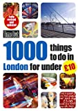 1000 Things to Do in London for under £10, , 1846702658