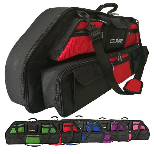 (Summit Olympus Compound Bow Case (Red))