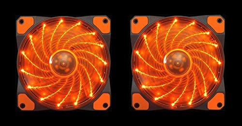 APEVIA AF212L SOG Orange Silent Anti Vibration product image