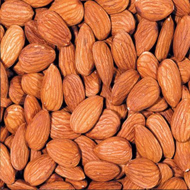AIVA, Natural Whole Raw Almonds Unsalted No Shell - 5 Lb
