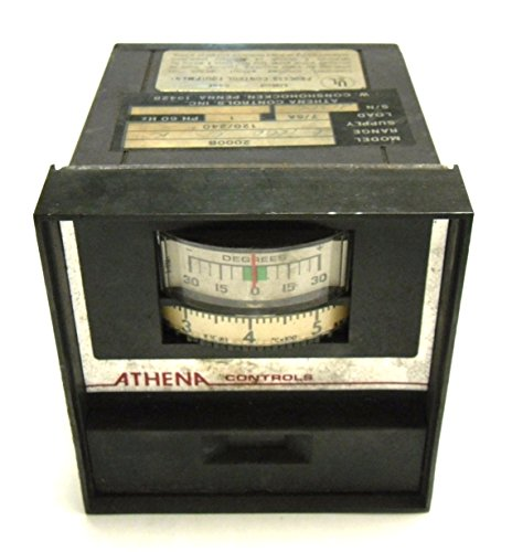 ATHENA CONTROLS 2000B TEMPERATURE CONTROLLER (Controller Athena Temperature)