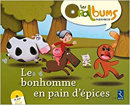 Le Bonhomme En Pain D Epices Cd Audio Amazon Fr Chantal