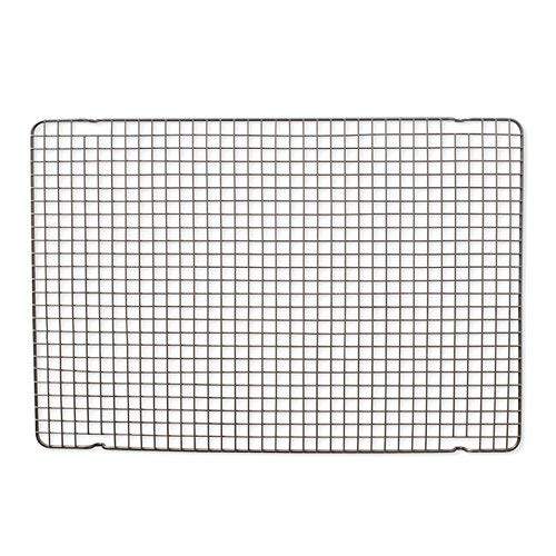 Nordic Ware Non Stick Cooling Rack - Nordic Ware 43347 Oven Safe Nonstick Baking & Cooling Grid (Big Sheet), One, Steel