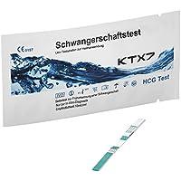 KTX7 Schwangerschaftstest - Empfindlichkeit: 10mIU/ml, 14 Stück