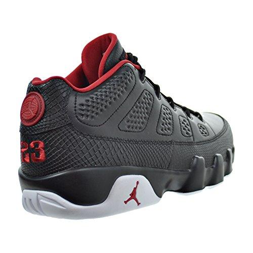 Basket Scarpe Low da Red 9 Gym Uomo Nike Black Jordan Retro Air white RX0q0S