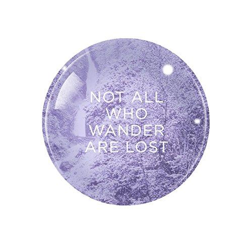 "FRINGE STUDIO Wander Dome Paperweights, 2.75"" in Diameter"