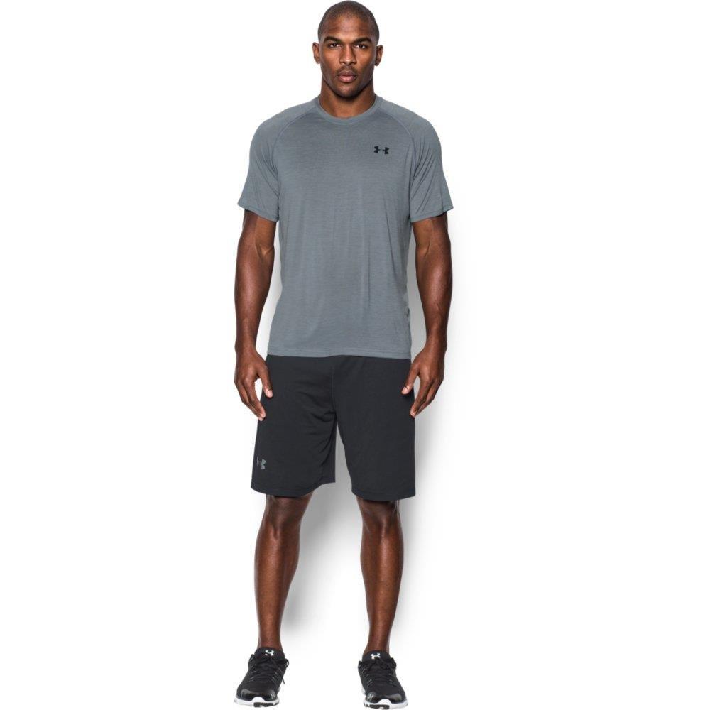 【送料込】 [アンダーアーマー] トレーニング/Tシャツ テックTシャツ 1228539 1228539 テックTシャツ B0187PRK98 メンズ B0187PRK98 スチール/ブラック XL XL スチール/ブラック, 耶麻郡:127964d1 --- fbrasil.com