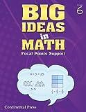 Math Workbook: Big Ideas in Math, Grade 6 Student Workbook