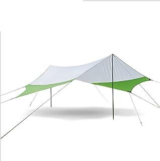 GXWFUI Tente De Plage Anti UV Parasol Abri Tente Plage Pop Up Abri De Plage