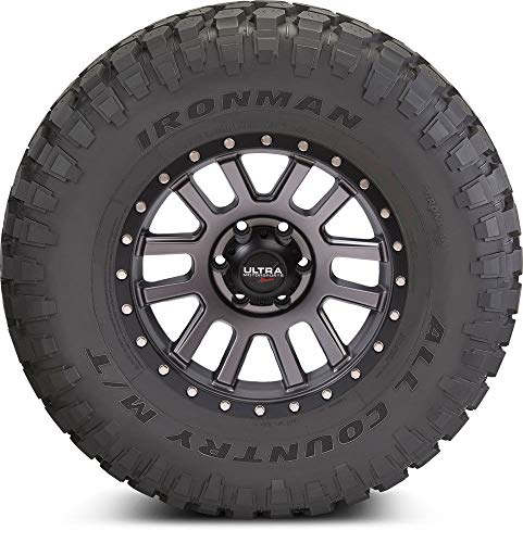 Ironman All Country M/T all_ Season Radial Tire-37/12.50R17 124Q