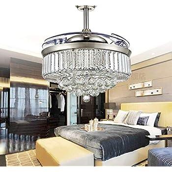 Amazon.com: Lámpara de techo retráctil de 42 pulgadas con ...