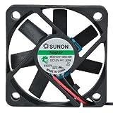 50mm centrifugal fan - SUNON ME50101V1-000U-A99 Fan, 12 VDC, 13.8 CFM, 12