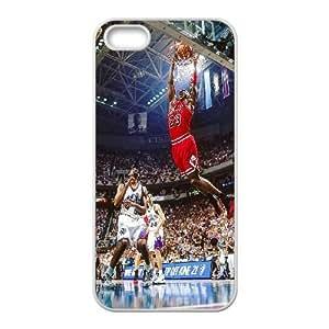 iPhone 4 4s Cell Phone Case White ha13 air jordan face sports art P1N4SJ