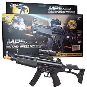 Toyshine Battery Operated Machine Gun...