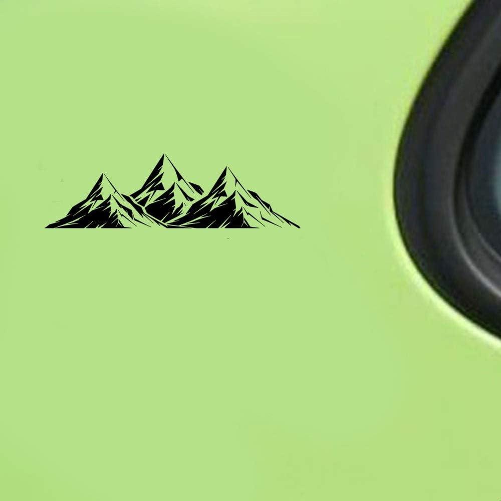 Cars Aufkleber Auto 17 4 Cm X 5 1 Cm Berge Zimmer Auto Aufkleber Decals Dekor Auto Aufkleber Baumarkt