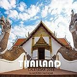 Thailand Calendar 2018: 16 Month Calendar