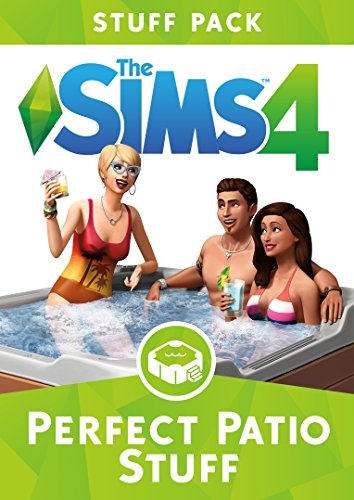 The Sims 4:  Perfect Patio Stuff [Online Game Code]