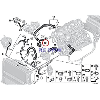 2007    Bmw 328i Engine    Diagram       Cooling       System     Reading industrial wiring    diagrams