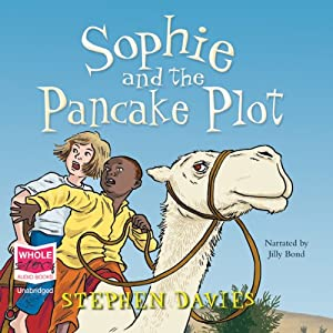 Sophie and the Pancake Plot Audiobook