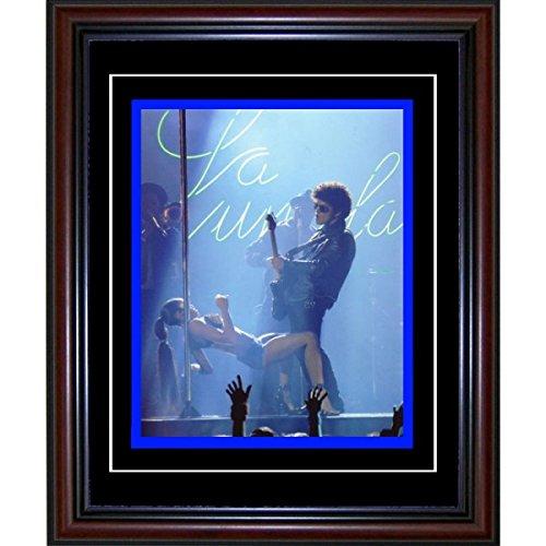 Bruno Mars Unsigned Framed 8x10 - 8x10 Photographs Unsigned Framed