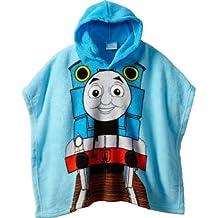 Baby Boys' Character Hooded Poncho Blanket (Thomas)