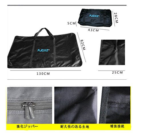 Generic Bike Travel Bag Bicycle Bag 2 in 1