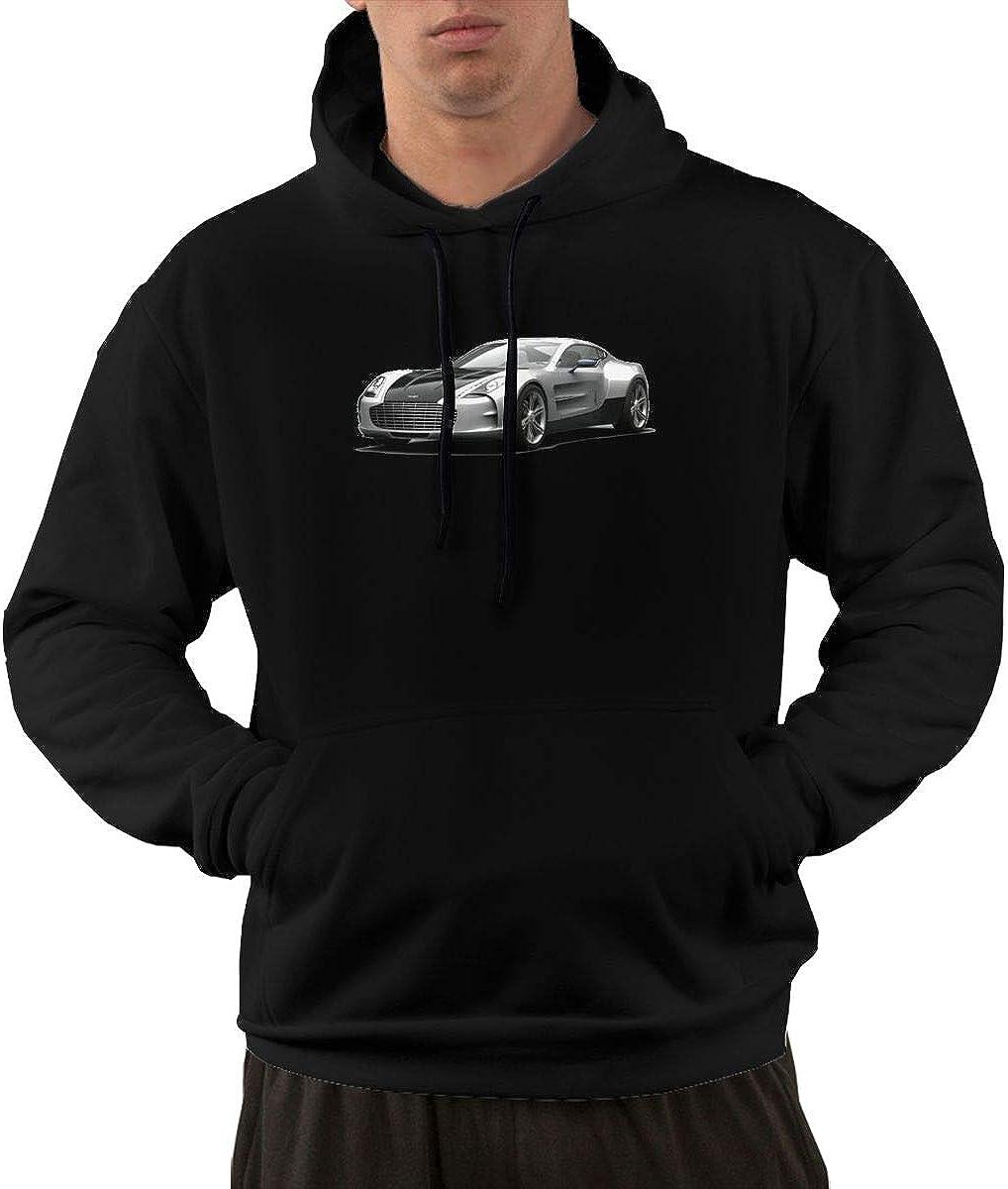 STDONE Mans Fashion Aston Martin One-77 Sweatshirts Black