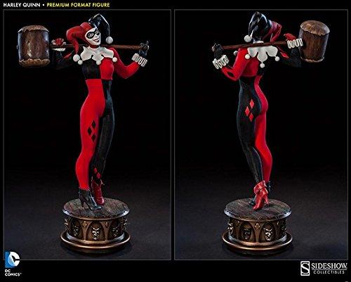 (Sideshow 1/4 Scale Premium Format Harley Quinn)