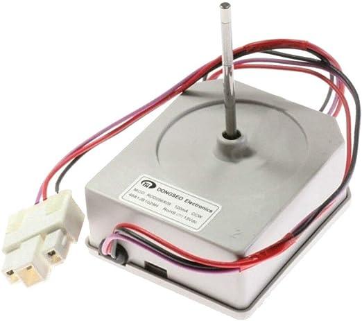 Motor Ventilador de Evaporador Original LG, ver listado de modelos ...