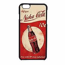 Fallout 4 - Nuka Cola - Logo iPhone 6/6s Case (Black Plastic)