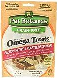 3 Pack Pet Botanics Healthy Omega Treats Salmon (15 oz) For Sale