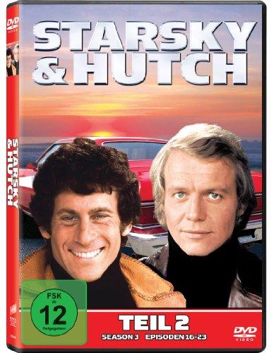 Starsky & Hutch-Season 3 Vol.2-2 Discs [Import allemand] (Starsky And Hutch Season 3 compare prices)