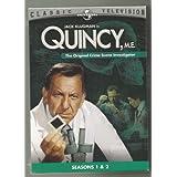 Quincy M.E.: Seasons 1 & 2