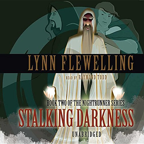 Stalking Darkness (Nightrunner) by Blackstone Audiobooks