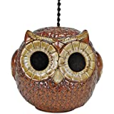 Nature's Garden Owl Bird House