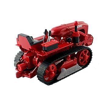 LXWM 1:18 Modelo de maquinaria agrícola de simulación de maquinaria agrícola de simulación de