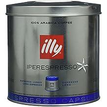 Illy Caffe Lungo Iperespresso 21 Capsules, Medium Roast, 4.6 Ounce