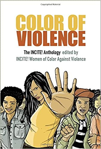 Book Color of Violence
