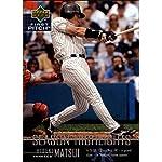 2003 Upper Deck First Pitch #271 Hideki Matsui New York Yankees Rookie Card