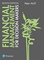 Financial Management for Decision Makers, 8th Edition Front Cover