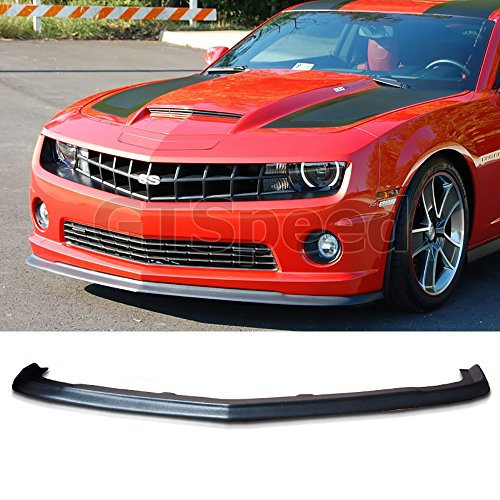 Aftermarket Camaro Body - NEW - 10 11 12 Aftermarket Made CHEVY CAMARO V8 SS ZL1 Front PU Bumper Add on Lip