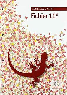 Mathématiques - 11e Fichier de l'élève, Corminboeuf, Ivan