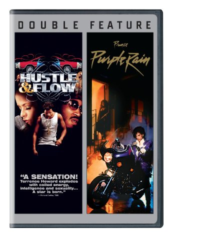 Hustle & Flow/Purple Rain (DVD) (DBFE) (Dvd On Rain Movies Purple)