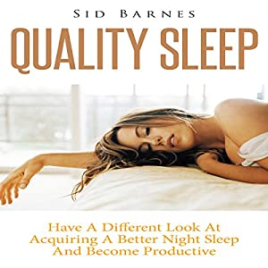 Quality Sleep Audiobook