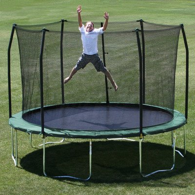 12-Trampoline-with-Safety-Enclosure-Color-Green