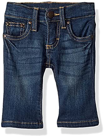 Wrangler baby-boys Five Pocket Jean 2000222773