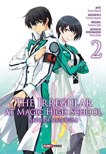 The Irregular At Magic High School - Arco Da Matrícula - Volume 02